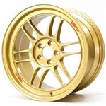 ENKEI RPF1 17X9 +45 5x100 Gold Paint