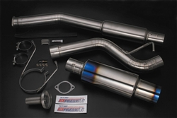TOMEI EXPREME Ti TITANIUM MID Y PIPE for Z33/350Z VQ35DE/HR