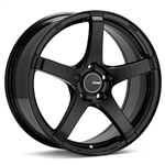 ENKEI KOJIN 17X9 +45 5x100 Black Paint