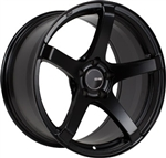ENKEI KOJIN 18X9.5 +45 5x100 Black Paint