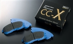 ENDLESS CC-X F/R ACURA NSX BRAKE PADS