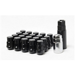 Muteki SR35 Closed-Ended Lightweight Lug Nuts + LOCKS