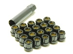 Muteki Standard Open-Ended Lightweight Lug Nuts