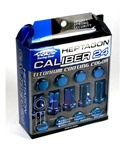 Project Kics Caliber 24 Closed-Ended Lug Nuts - Set of 20