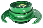 3.0 Quick Release kit - Green Body/Green Ring w/ Handles