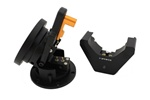 Steering Wheel Quick Tilt System with Lock - Black