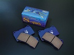 Endless SS-S F/R Brake Pad Set Acura NSX