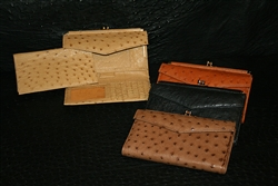 Ladie's Checkbook Wallet