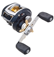 Revo Toro Winch Low Profile Baitcasting Reels