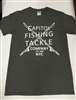 Capitol Fishing Tackle Famous T-Shirts Gray