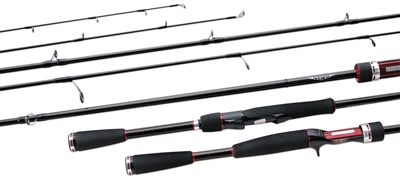 Daiwa Steez SVF Compile-X Flipping Rods
