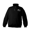 Grundens 1/4 Zip Eat Fish Sweatshirts