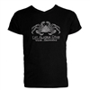 Grundens Bling T-Shirt Eat Alaskan King Crab Black