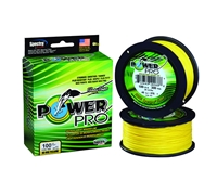 PowerPro Hi-Vis Yellow 150 Yard Spools