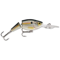 "Rapala Jointed Shad Rap 1-1/2"" Lures"