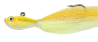 SPRO Prime Bucktail Jig Yellow