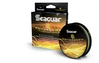 Seaguar Smackdown Green Braided 8 Strand Fishing Line