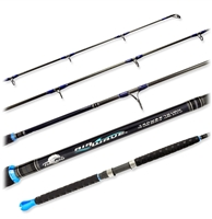 Tsunami Airwave Boat Spinning Rods