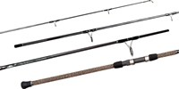Tsunami Trophy Surf Spinning Rods