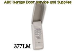 377lm Liftmaster Wireless Keyless Entry System 315mhz