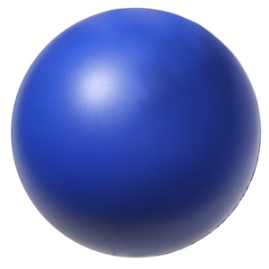 blue foam hockey ball 2.75""
