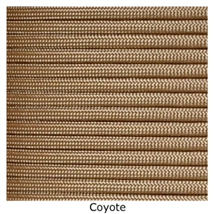 Coyote Brown lacrosse string to put on your lacrosse stick
