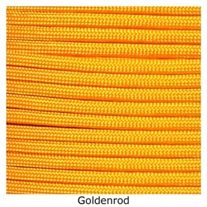Goldenrod lacrosse string to put on your lacrosse stick