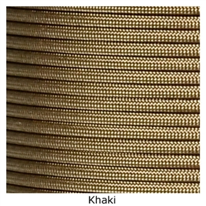 Khaki lacrosse string to put on your lacrosse stick