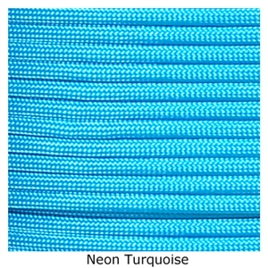 Neon Turquois lacrosse string to put on your lacrosse stick