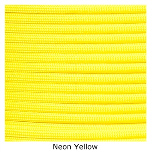 Neon Yellow lacrosse string to put on your lacrosse stick