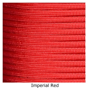 Red lacrosse string to put on your lacrosse stick