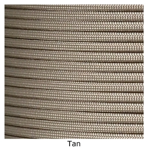 Tan lacrosse string to put on your lacrosse stick