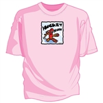 Hockey Mom Goalie Tee Shirt