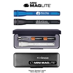 Maglite Mini LED 2AAA  Flashlight with Laser Engraving, Maglite Custom mini Flashlights, Maglite Custom Logo Flashlight