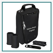 Club Glove Shwine Kit Custom Embroidery, Club Glove Wine Totes Custom Embroidery, Club Glove Corporate Sales, Custom Logo Club Glove Luggage