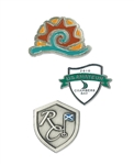 Custom Shaped Ball Marker with Custom Logo, Custom Shaped Ball Marker Ballmarkers, Custom Logo Ballmarkers, Custom Ballmarkers, Promotional ball Markers