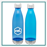 H2GO 25 Oz Impact Water Bottle with Custom Printed Logo, H2GO Impact Custom Branded, H2GO 22841, H2GO 22844, H2GO Custom S'well Bottles