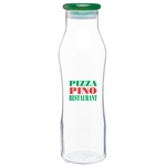 H2GO 20 Oz Vue Glass Water Bottle with Custom Printed Logo, H2GO Vibe Custom Branded, H2GO K72842, H2GO K72843, H2GO  Custom Glass Water Bottles