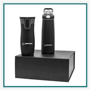 Contigo Westloop Sheffield Custom Gift Set, Contigo Personalized Gift Sets, Contigo Promotional Water Bottles, Contigo Custom Logo Tumblers, Custom Logo Contigo Gift Sets, personalized Contigo gift sets