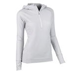 Zero Restriction Ladies' Laura Hoodie L1013L with Custom Embroidery, Zero Restriction Custom Hoodies, Zero Restriction Custom Logo Gear