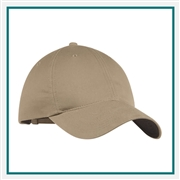 Nike Golf Unstructured Twill Cap with Custom Embroidery, Nike Custom Caps, Nike Custom Logo Gear