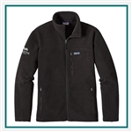 Patagonia Men's Classic Synchilla Fleece Jacket 22990 with Custom Embroidery, Patagonia Custom Fleece Jackets, Patagonia Custom Logo Gear