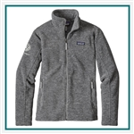 Patagonia Women's Classic Synchilla Fleece Jacket 22995 with Custom Embroidery, Patagonia Custom Fleece Jackets, Patagonia Custom Logo Gear