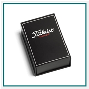 Titleist Pro V1/Pro V1 X 3-Ball Appreciation Box, Titleist Pro V1 Logo Golf Ball Gift Sets, Titleist AB Custom Embroidered, Titleist Corporate Golf Balls