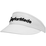 Taylormade High Crown Visor with Custom Embroidery, Taylormade Custom Embroidered Golf Visors, Taylormade Custom Visors, Embroidered Taylormade Visors