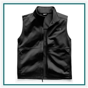 The North Face Men's Apex Canyonwall Vest A3SOEJK3 with Custom Embroidery, The North Face Branded Soft Shell, The North Face Corporate & Group Sales