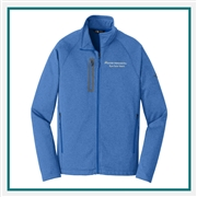 North Face Men's Canyon Flats Stretch Fleece Jacket with Custom Embroidery, The North Face Custom Jackets, The North Face Custom Logo Gear