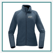 The North Face Ladies Canyon Flats  Stretch Fleece Jacket with Custom Embroidery, The North Face Custom Jackets, The North Face Custom Logo Gear