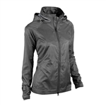 Zero Restriction Ladies' Parker Wind Jacket W1011L with Custom Embroidery, Zero Restriction Custom Jackets, Zero Restriction Custom Logo Gear