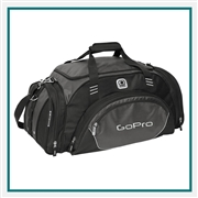 OGIO Transfer Duffel Bag 108084 with Custom Embroidery, OGIO Custom Duffel Bags, OGIO Corporate & Group Sales